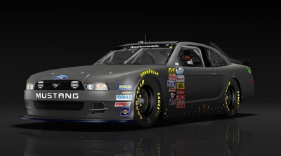 2013 Nationwide Mustang Template Now Available!!!